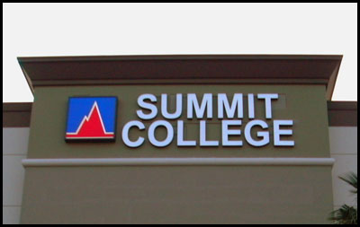 summit_college_wall_sign
